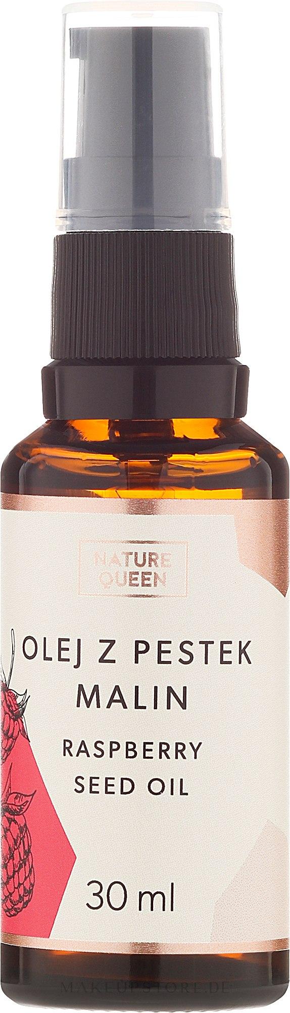 Himbeersamenöl - Nature Queen Raspberry Seed Oil — Bild 30 ml