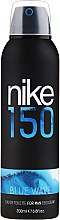 Düfte, Parfümerie und Kosmetik Nike Blue Wave - Deospray