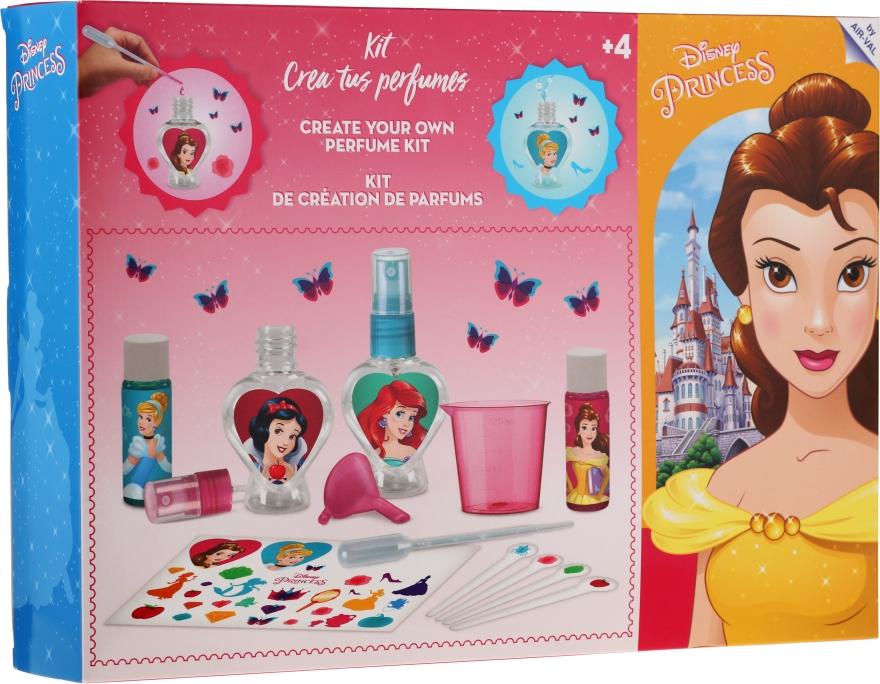 Air-Val International Princess - Duftset (Parfum 2x10ml + Essenz + Accessoires) — Bild N1