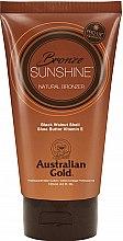 Düfte, Parfümerie und Kosmetik Bräunungsbeschleuniger mit Walnussschale, Sheabutter und Vitamin E - Australian Gold Bronze Sunshine