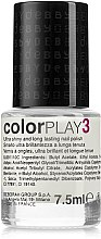 Düfte, Parfümerie und Kosmetik Nagellack - Debby Color Play