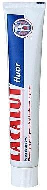 Zahnpasta zur Stärkung des Zahnschmelzes - Lacalut Fluor — Bild N2