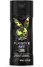 Playboy Play It Wild for Him - Duschgel — Bild N1