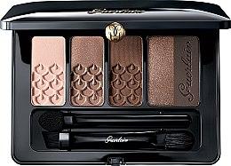 Düfte, Parfümerie und Kosmetik Lidschatten - Guerlain Palette 5 Couleurs