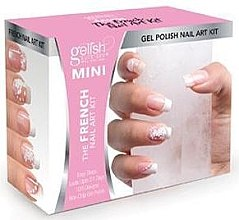 Düfte, Parfümerie und Kosmetik Set - Gelish Mini The French Manicure Nail Art Kit