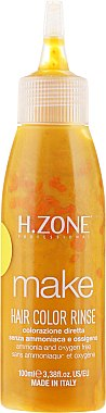 Ammoniakfreie Haarfarbe - H.Zone Make Up Hair Color Rinse — Bild N2