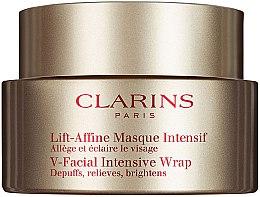 Düfte, Parfümerie und Kosmetik Gesichtsmaske - Clarins V-Facial Intensive Wrap
