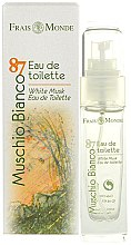 Düfte, Parfümerie und Kosmetik Frais Monde Muschio Bianco 87 White Musk - Eau de Toilette