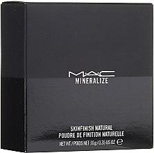 Düfte, Parfümerie und Kosmetik Kompakter Mineralpuder - MAC Mineralize Skinfinish Natural