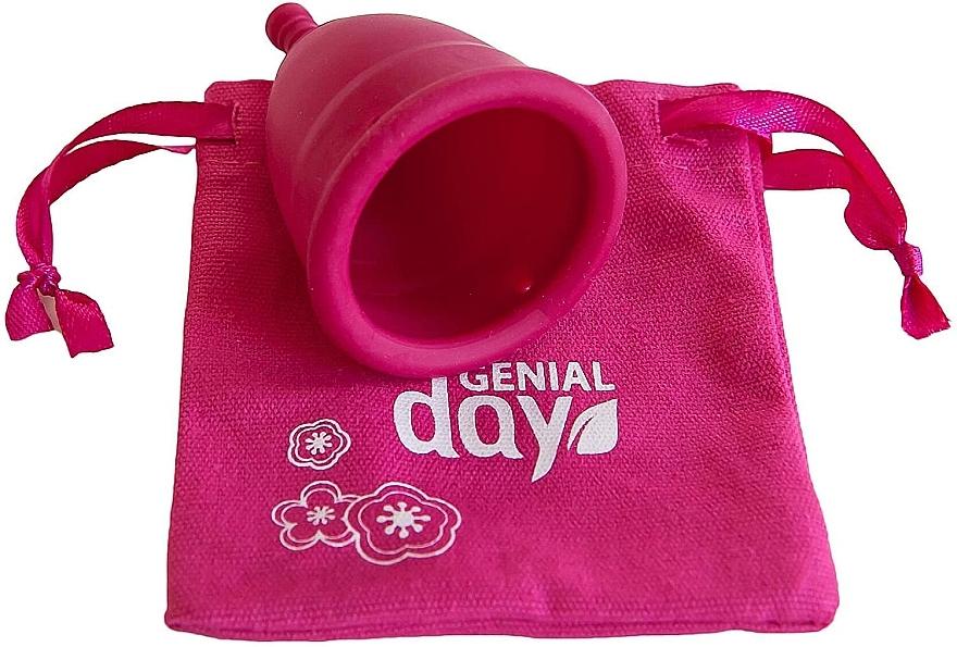 Menstruationstasse M - Genial Day Menstrual Cup — Bild N3