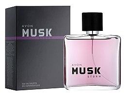 Düfte, Parfümerie und Kosmetik Avon Musk Storm - Eau de Toilette