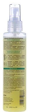 Haarspülung für blondes und aufgehelltes Haar ohne Ausspülen - Marion Natura Silk Blond Care Conditioner — Bild N3