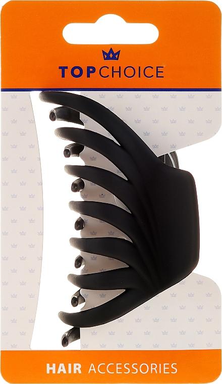 Haarklammer 25624 schwarz - Top Choice — Bild N1