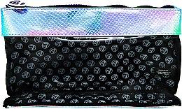 Düfte, Parfümerie und Kosmetik Holografische Kosmetiktasche - W7 Mermaid Iridescent Cosmetics Bag