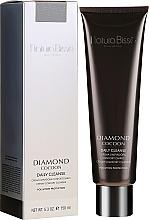 Düfte, Parfümerie und Kosmetik Sanfte Gesichtsreinigungscreme mit Antioxidanskomplex und Seerosenextrakt - Natura Bisse Diamond Cocoon Daily Cleanse
