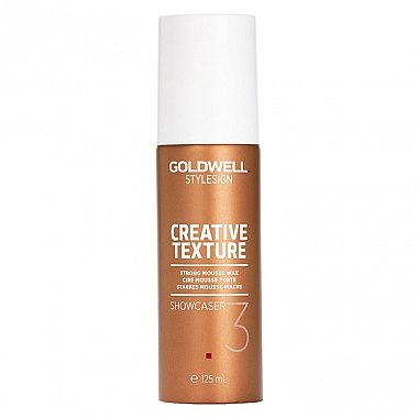 Haarwachs - Goldwell Style Sign Creative Texture Strong Mousse Wax — Bild N1