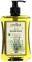 Düfte, Parfümerie und Kosmetik Flüssigseife Aloe Vera - Melica Organic Aloe Vera Liquid Soap