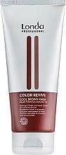 Düfte, Parfümerie und Kosmetik Haarmaske für kühle Brauntöne mit Kakao-Butter - Londa Professional Color Revive Cool Brown Mask