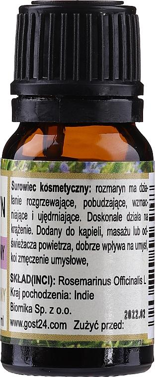 Natürliches ätherisches Öl mit Rosmarin - Biomika Rosemary Oil — Bild N2