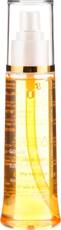 Haarkonzentrat Edle Tropfen 5 in 1 - Collistar Sublime Drops — Bild N2