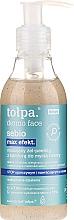 Düfte, Parfümerie und Kosmetik Reinigungsgel-Peeling für Gesicht mit Kampfer - Tolpa Dermo Face Sebio Max Efect Gel-peeling