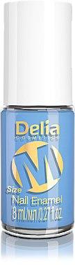 Nagellack - Delia Cosmetics M-Size Nail — Bild N1
