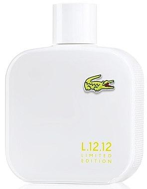 Lacoste Eau De L.12.12 Blanc Limited Edition - Eau de Toilette  — Bild N2
