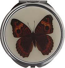 Düfte, Parfümerie und Kosmetik Kosmetischer Taschenspiegel Schmetterling 85444 - Top Choice