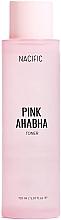 Düfte, Parfümerie und Kosmetik Gesichtstonikum mit Wassermelonenextrakt und AHA- und BHA-Säuren - Nacific Pink AHA BHA Toner