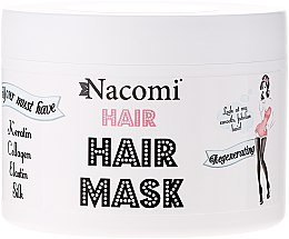 Düfte, Parfümerie und Kosmetik Regenerierende Haarmaske - Nacomi Regenerating Hair Mask