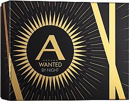 Düfte, Parfümerie und Kosmetik Azzaro Wanted By Night - Duftset (Eau de Parfum 100ml + Deostick 75ml)