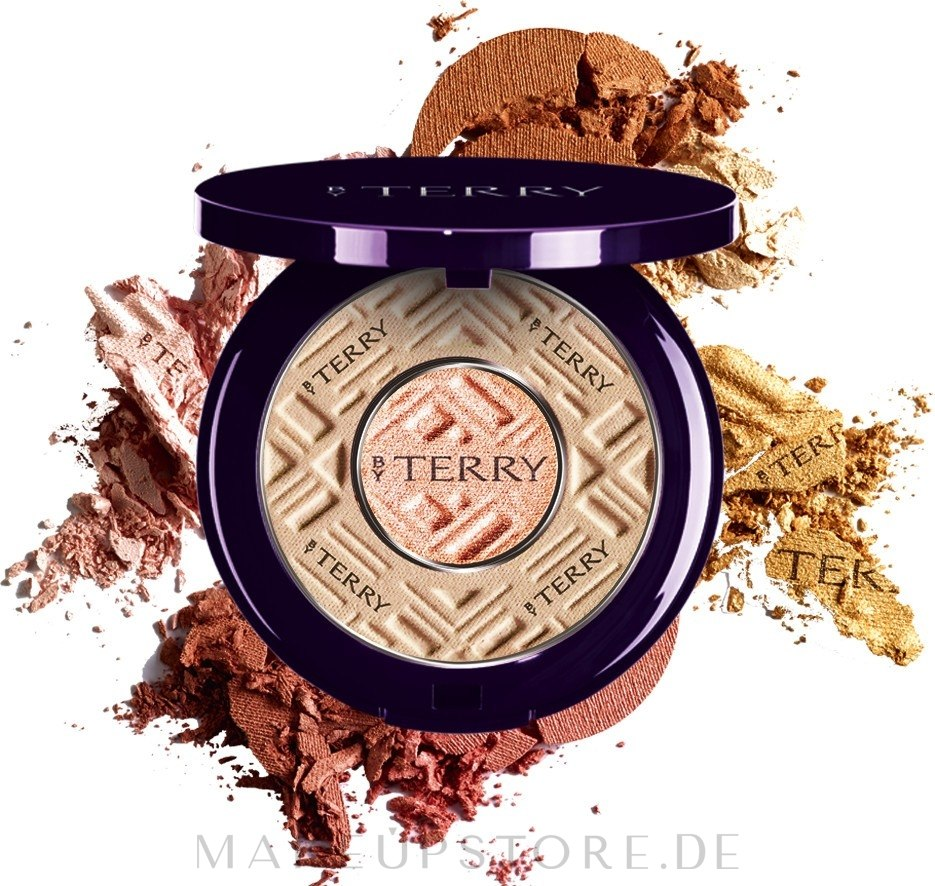 Gesichtspuder - By Terry Terrybly Densiliss Compact-Expert Dual Powder — Bild 01 - Ivory Fair