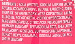 "Duschcreme mit Sheabutter ""Cherry Blossom"" - Institut Karite Fleur de Cerisier Shea Cream Wash Cherry Blossom (Mini) — Bild N2"