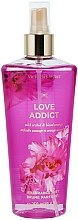 Düfte, Parfümerie und Kosmetik Parfümierter Körpernebel - Victoria's Secret Love Addict Fragrance Mist