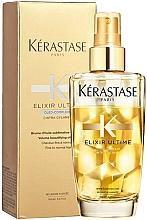 Düfte, Parfümerie und Kosmetik Zwei-Phasen-Ölspray mit Intra-Cylane für feines bis normales Haar - Kerastase Elixir Ultime Intra-Cylane L'Huile Legere