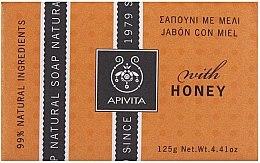 Naturseife mit Honig - Apivita Soap with honey — Bild N1