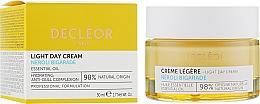 Düfte, Parfümerie und Kosmetik Feuchtigkeitsspendende Gesichtscreme mit Neroliöl - Decleor Hydra Floral Everfresh Fresh Skin Hydrating Light Cream