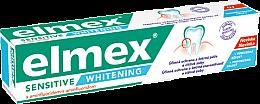 Düfte, Parfümerie und Kosmetik Aufhellende Zahnpasta mit Aminfluorid für empfindliche Zähne - Elmex Professional Sensitive Professional Gentle Whitening