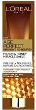 Düfte, Parfümerie und Kosmetik Manuka-Honig-Wundersalbe für reife und trockene Haut - L'Oreal Age Perfect Intensive Re-nourish Rich Repairing Miracle Salve