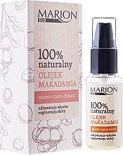 Düfte, Parfümerie und Kosmetik Macadamiaöl für Haar, Körper und Gesicht - Marion Eco Oil