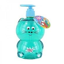 Düfte, Parfümerie und Kosmetik Bade- und Duschgel für Kinder Katze - Chlapu Chlap Bath & Shower Gel