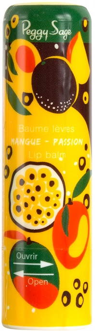 Lippenbalsam mit Mango - Peggy Sage Mango Passion Lip Balm