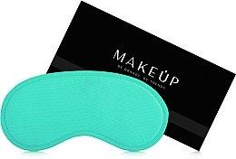 Düfte, Parfümerie und Kosmetik Schlafmaske Classic mintgrün - MakeUp