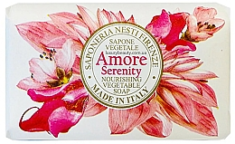Düfte, Parfümerie und Kosmetik Pflegende Seife mit Jasmin, Tuberose- und Ylang-Ylangduft - Nesti Dante Amore Serenity Nourishing Vegetable Soap