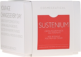 Düfte, Parfümerie und Kosmetik Intensive Anti-Aging Gesichtscreme mit Polypeptiden - Surgic Touch Sustenium Age Intensive Polypeptide Cream