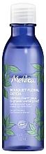 Düfte, Parfümerie und Kosmetik 2-Phasiger Augen-Make-up Entferner für wasserfestes Make-up - Melvita Floral Bouquet Detox Organic Waterproof Eye Makeup Remover