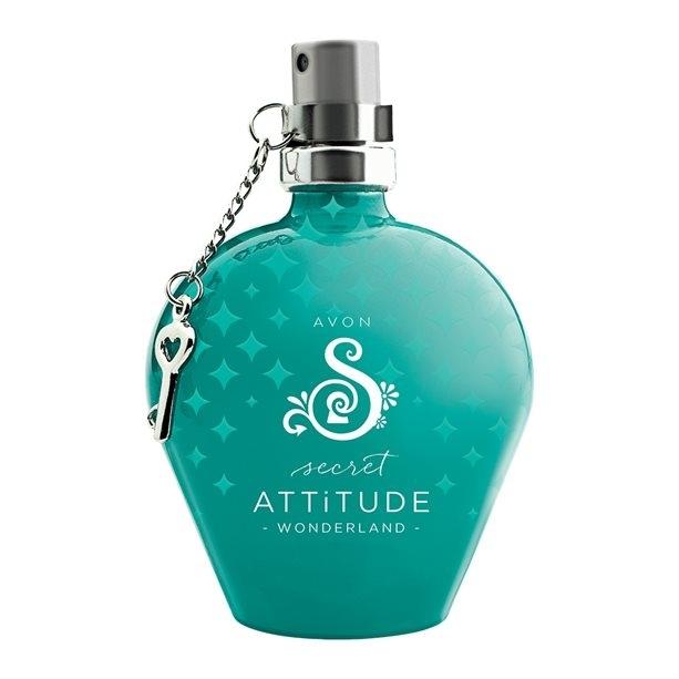 Avon Secret Attitude Wonderland - Eau de Toilette