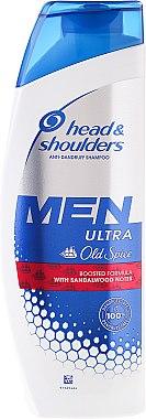 Anti-Schuppen Shampoo für Männer - Head & Shoulders Men Ultra Old Spice Shampoo — Bild N1