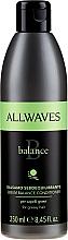 Düfte, Parfümerie und Kosmetik Haarspülung mit Brennenessel für fettiges Haar - Allwavs Balance Sebum Balancing Conditioner