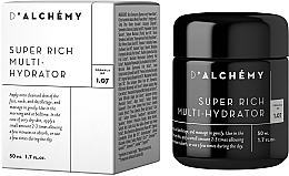 Düfte, Parfümerie und Kosmetik Intensiv feuchtigkeitsspendende und reichhaltige Gesichtscreme - D'Alchemy Super Rich Multi-Hydrator